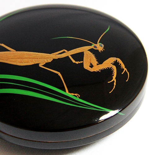incense container/jewel case -カマキリ(mantis)- #5